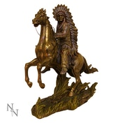 Buffalo Hunter Figurine