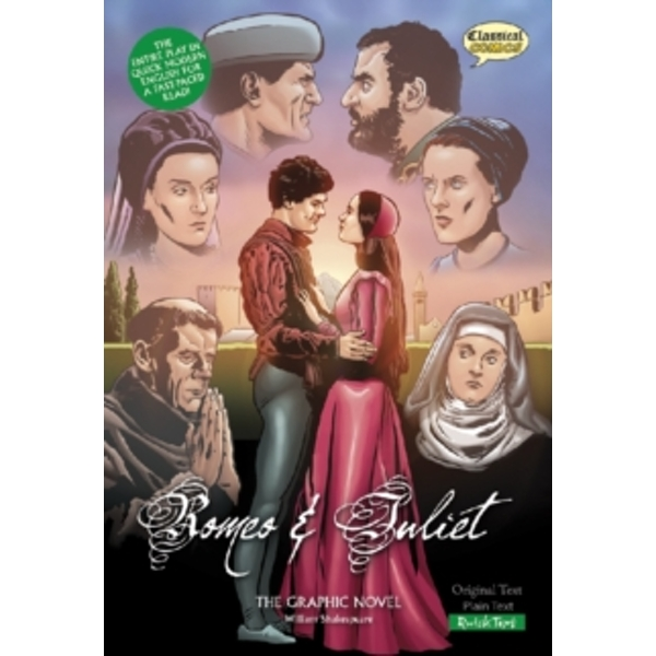 Romeo and Juliet: Quick Text by William Shakespeare (Paperback, 2009)