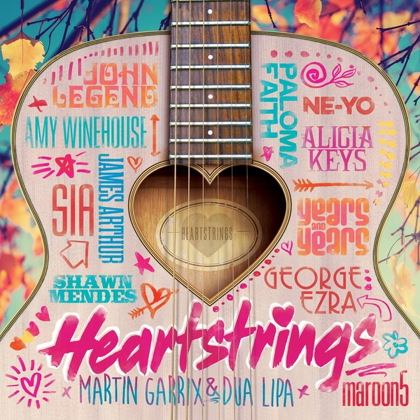 Ministry Of Sound - Heartstrings CD