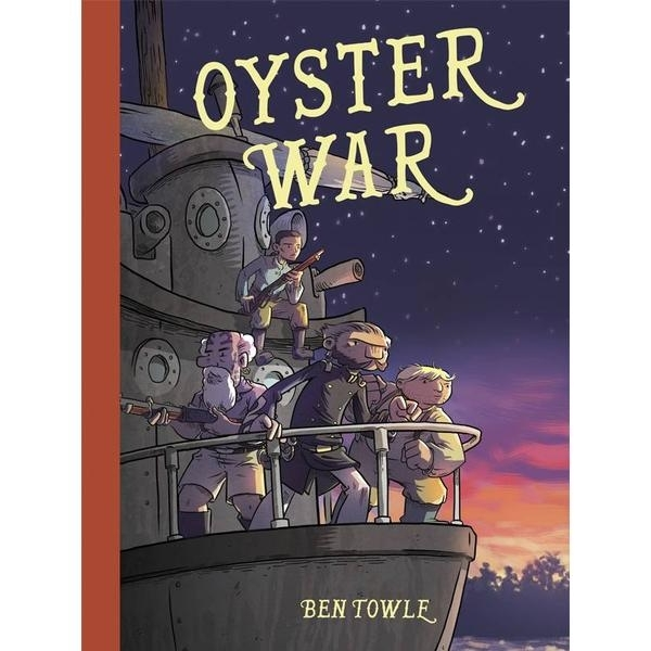 Oyster War Hardcover