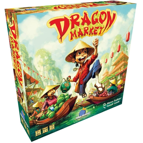 Dragon Market Board Game