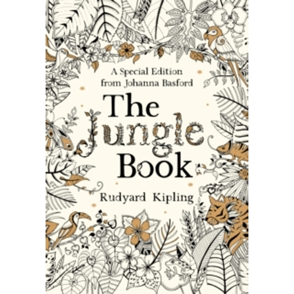 The Jungle Book : A Special Edition from Johanna Basford