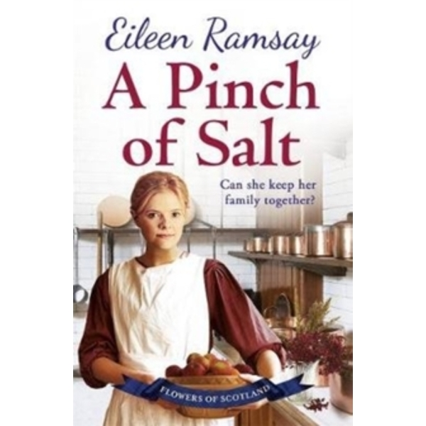 A Pinch of Salt : Escape to the Highlands with a story of love, loss and family this Christmas