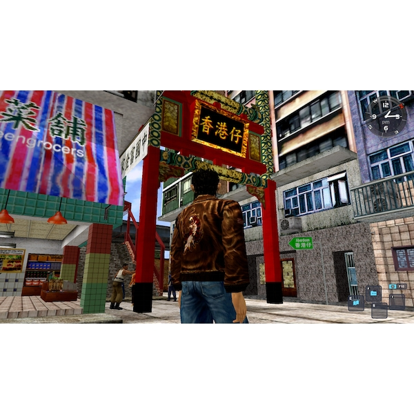 Shenmue I & II 	Xbox One Game - Image 4
