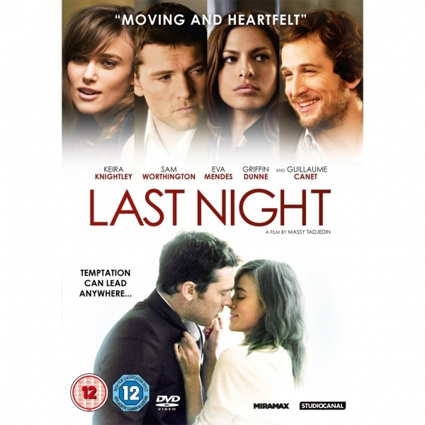Last Night DVD
