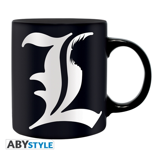 Death Note - L & Rules Mug
