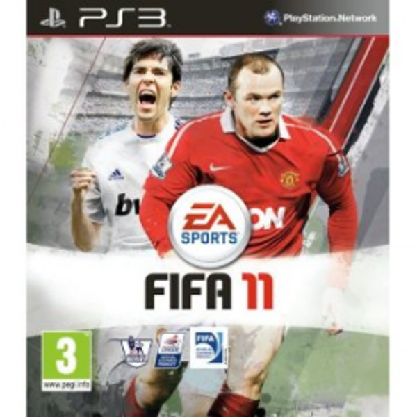 FIFA 11 Game PS3 - Image 1