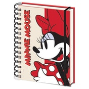 Minnie Mouse - Pose Notebook