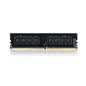 Team Elite Plus No Heatsink (1x8GB) DDR4 2400MHz Black DIMM