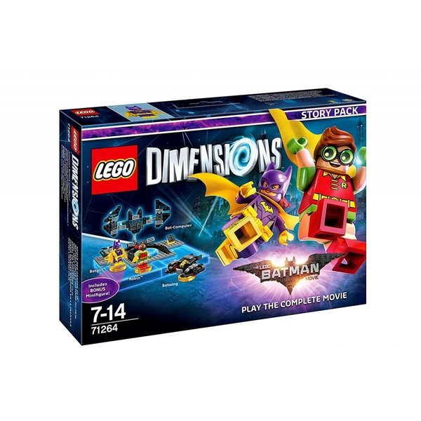 LEGO Batman Movie Lego Dimensions Story Pack