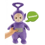 Teletubbies Talking Tinky Winky Purple Soft Toy