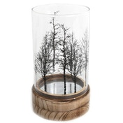 Tree Design Candle Holder