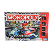Monopoly Gamer Mario Kart Board Game