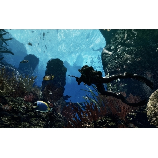 Call Of Duty Ghosts Game With Free Fall DLC PC - Image 2