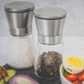 Salt & Pepper Grinders - Set of 2 | M&W Small New - Image 9