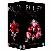 Buffy The Vampire Slayer Complete Seasons 1-7 DVD