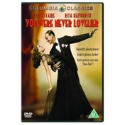 You Were Never Lovelier DVD