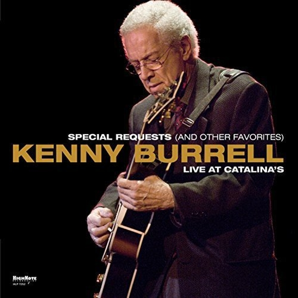Kenny Burrell - Special Requests (And Other Favorites) Vinyl