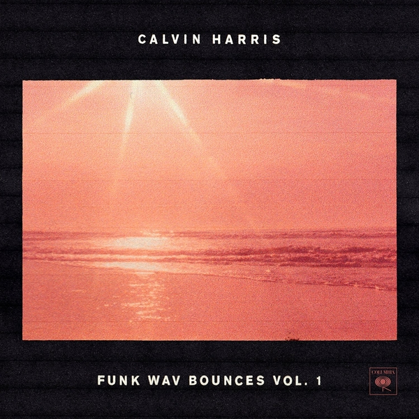 Calvin Harris - Funk Wave Bounces Vol 1 CD