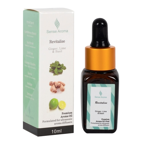 10ml Revitalise Fragrance Oil