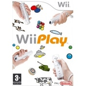 Ex-Display Wii Play (Solus) Game Wii Used - Like New