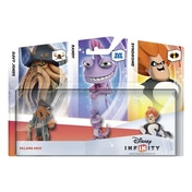 Disney Infinity 1.0 Villains 3 Pack