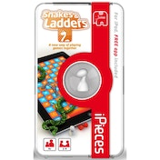 Jumbo iPieces Snakes and Ladders Game for iPad