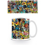 DC Originals Comic Covers Mug