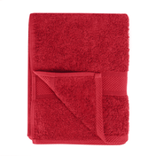 Victoria London Egyptian Cotton Towels 500GSM Hand Towel Red