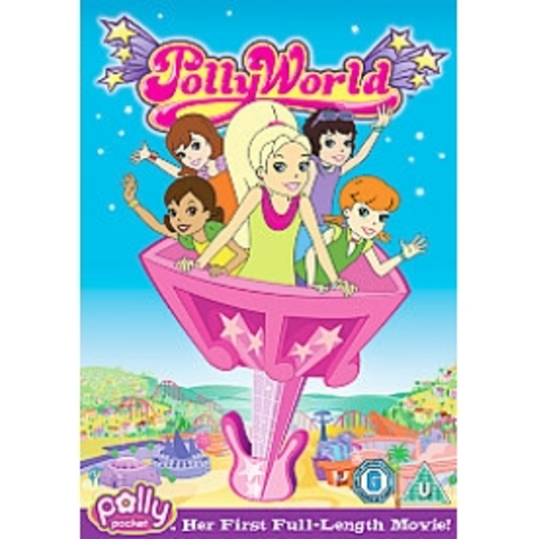 Polly Pocket Pollyworld Dvd Nzgameshop Com