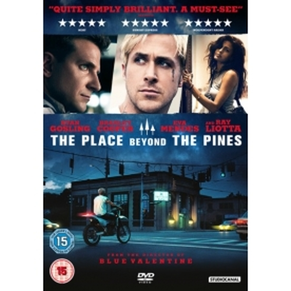 The Place Beyond The Pines DVD