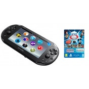 Playstation PS Vita Slim WiFi Console with Disney Mega Pack + 8GB Memory Card PS Vita