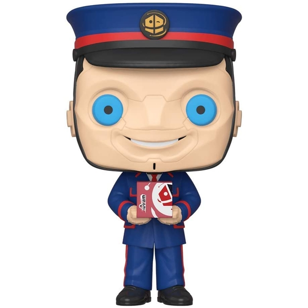The Kerblam Man (Doctor Who) Funko Pop! Vinyl Figure #900
