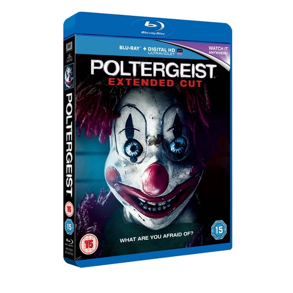 Poltergeist Extended Cut Blu-ray