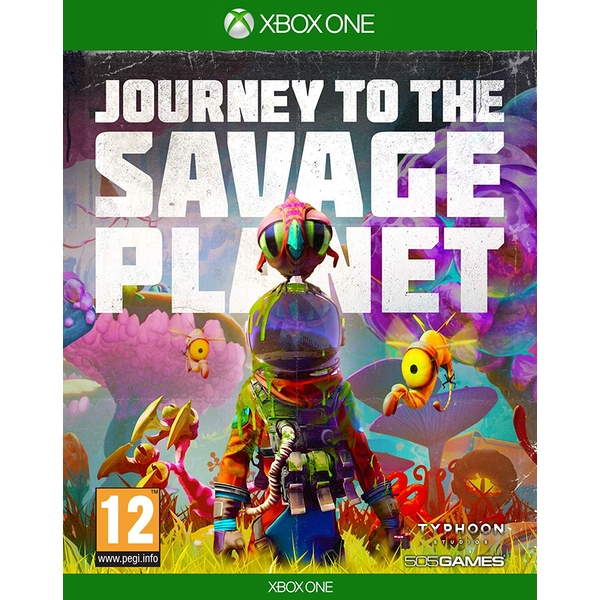 Journey to the Savage Planet Xbox One Game - Image 1