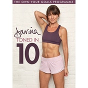 Davina: Toned In 10 DVD