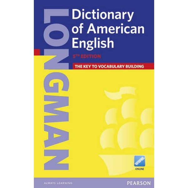 Longman Dictionary of American English 5 Paper & Online (HE) by Pearson Education Limited (Mixed media product, 2014)