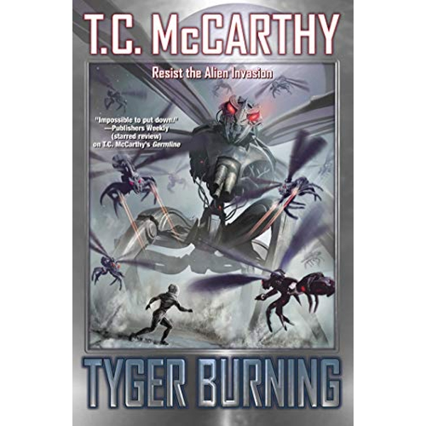 Tyger Burning