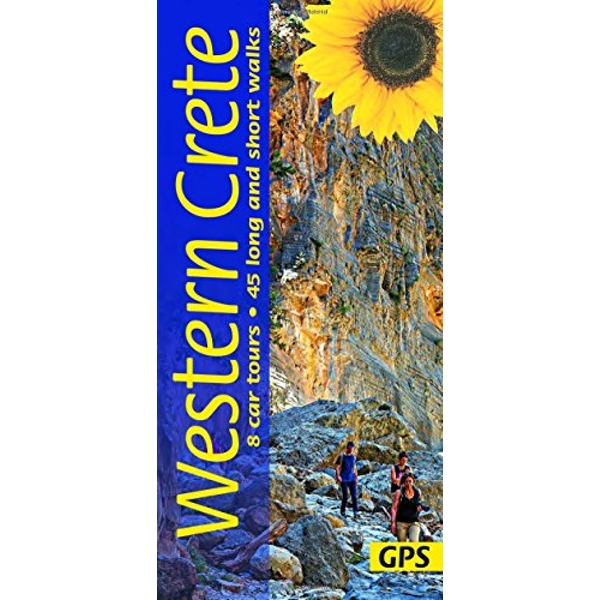 Western Crete: 8 Car Tours, 45 Long and Short Walks by Jonnie Godfrey (Paperback, 2016)