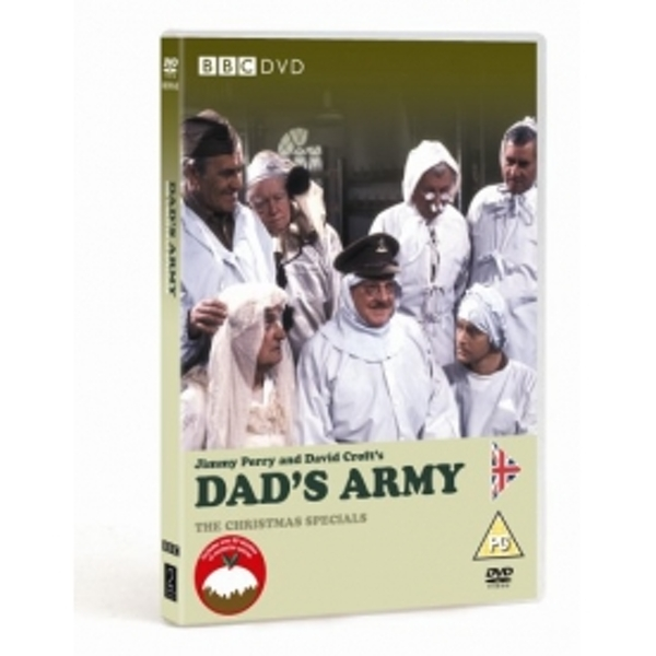 Dads Army The Christmas Specials DVD