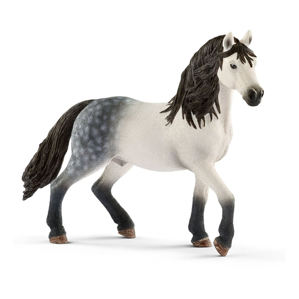 Schleich Horse Club - Andalusian Stallion Horse Figure
