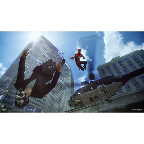 Marvel's Spider-Man PS4 Game - Image 3