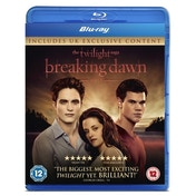 The Twilight Saga Breaking Dawn Part 1 Blu-ray