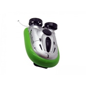 Flying Gadgets Mini Hover Boat Green