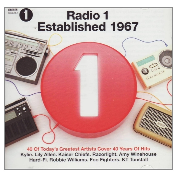 Various Artists - Radio 1 Established 1967 2 CD