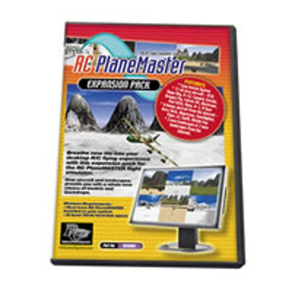 Realitycraft Rc Plane Master Expansion Pack Cd