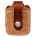 Zippo Brown Lighter Pouch With Loop Leather - Image 2