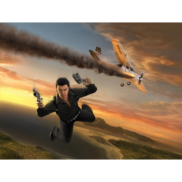 Just Cause 2 Game (Classics) Xbox 360 - Image 3