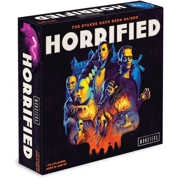 Ravensburger Horrified Universal Monsters Game