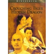 Crouching Tiger Hidden Dragon DVD